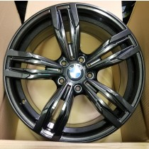 "BMW REPLICA ALLOY  (ACURA, VW, LAND ROVER, GM)  SIZE: 18""x8.0 BOLT PATTERN: 5X120 OFFSET: +35 BORE: 72.6"