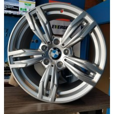 "BMW REPLICA ALLOY  (ACURA, VW, LAND ROVER, GM)  SIZE: 17""x8.0 BOLT PATTERN: 5X120 OFFSET: +35 BORE: 72.6"