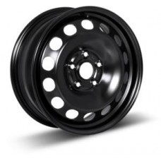 "STEEL RIM  SIZE: 15""x6.0 BOLT PATTERN: 4x100 OFFSET: +40 BORE: 60"