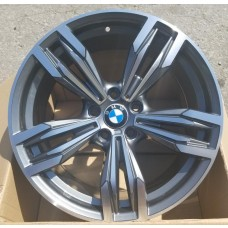 """BMW REPLICA ALLOY  (ACURA, VW, LAND ROVER, GM)  SIZE: 19""""x8.0 BOLT PATTERN: 5X120 OFFSET: +35 BORE: 72.6"""
