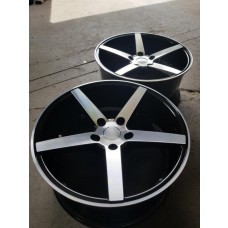 "IKS54 (ACURA, BMW, GM)  SIZE: 18""x8.5 BOLT PATTERN: 5X120 OFFSET: +35 BORE: 73.1"